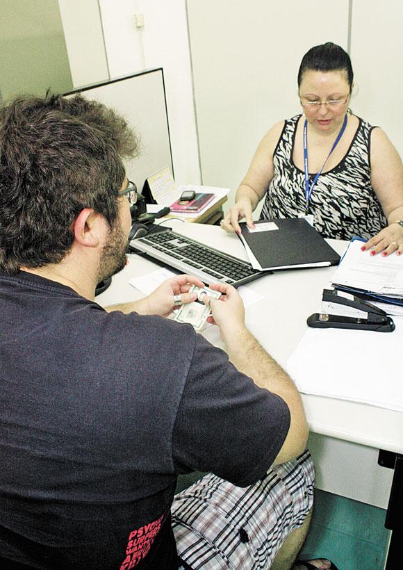 Carteira de Trabalho – Documento pode ser tirado na Sub Mooca