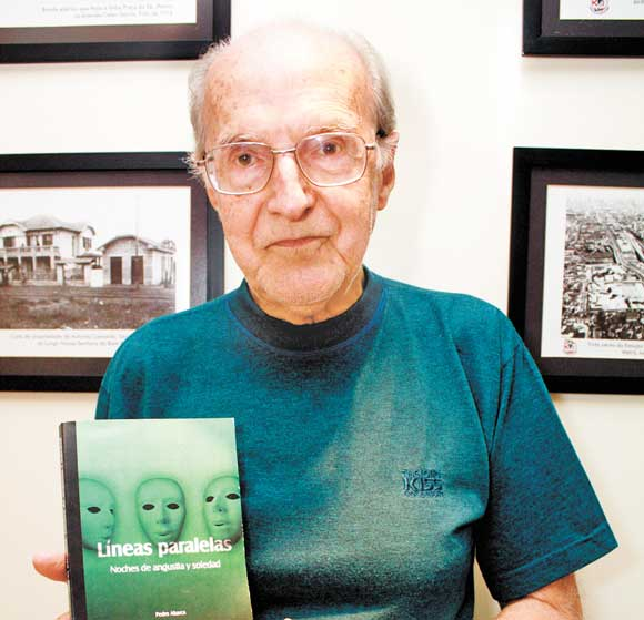 LITERATURA – Escritor Pedro Abarca estreia no mercado latino-americano