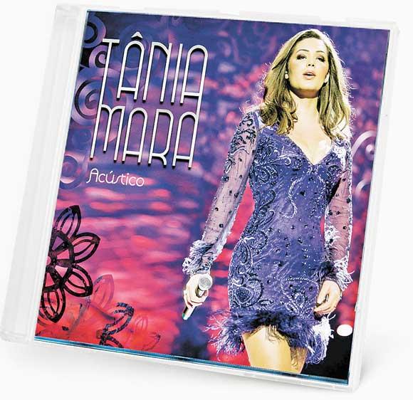 Tânia Mara lança CD e DVD