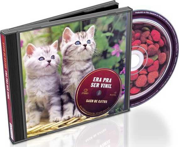 """""""Saco de Gatos"""" lança 1º CD"""