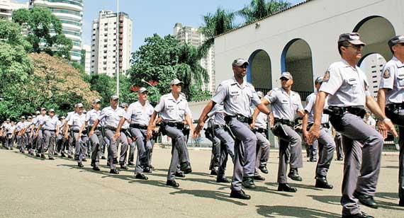 PM NO TATUAPÉ – Benedito Pereira é oficializado no comando do 8º Batalhão
