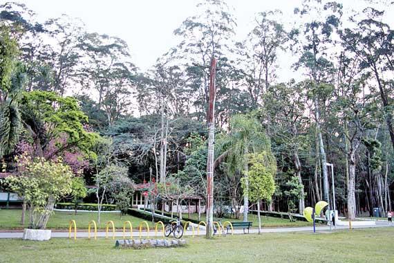 Parque do Carmo promove práticas ambientais