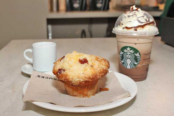 Starbucks agora também no Complexo Comercial Tatuapé