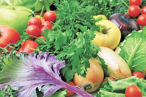 Sítio A Boa Terra: frutas, verduras e legumes orgânicos
