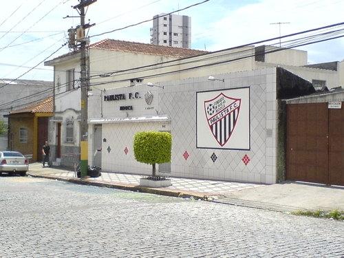 Paulista FC no coração da Mooca