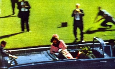 O assassinato de John F. Kennedy