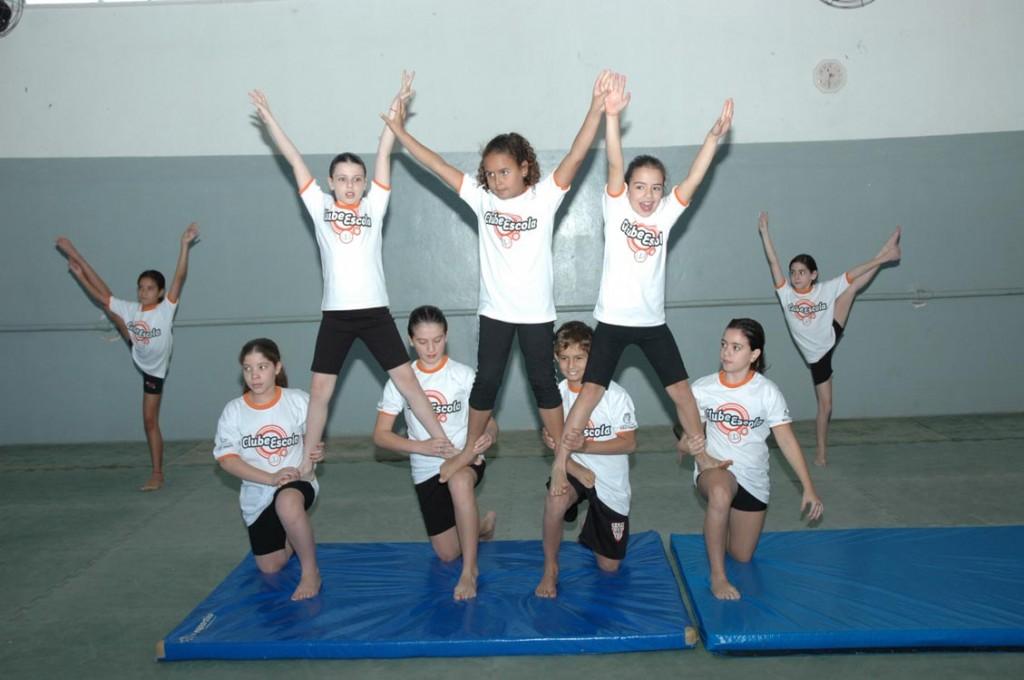 ginastica artistica - PMSP