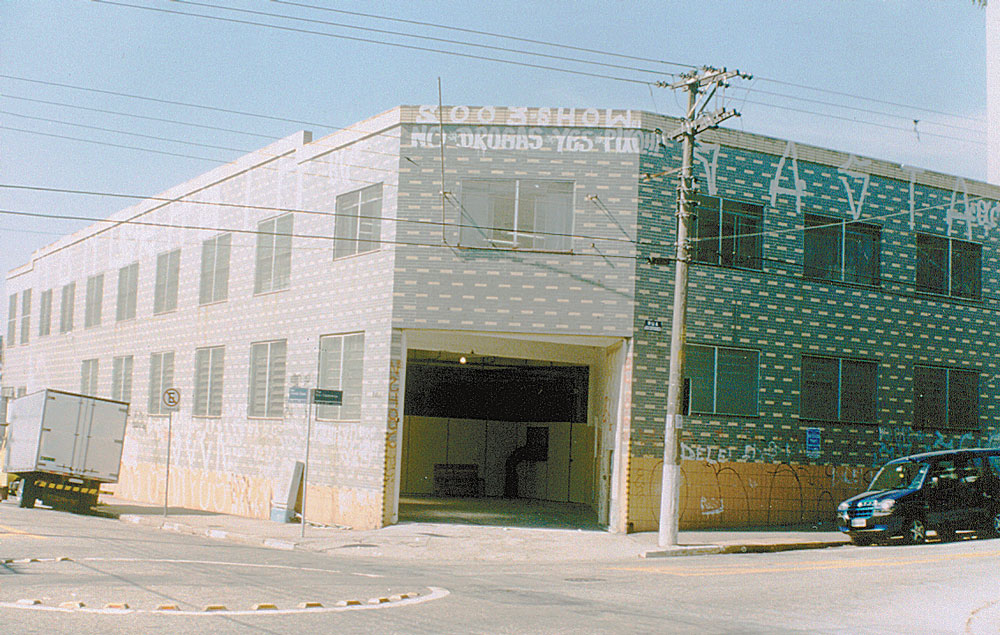 Gazarra S/A – Indústrias Metalúrgicas