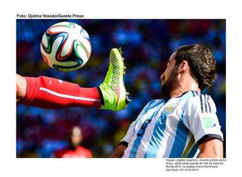 'Retratos da Copa'