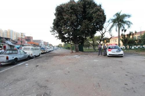 Parque do Belém: PM assume limpeza e segurança no local