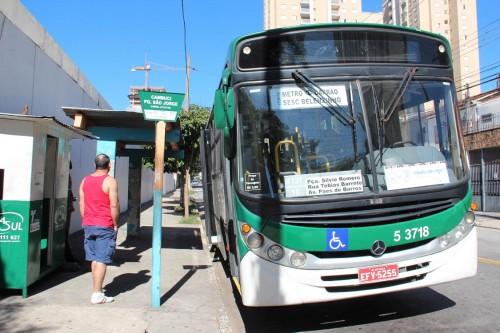 Itinerário da Linha 473T/10 sofreu duas mudanças em menos de seis meses