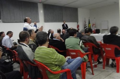 Na audiência pública moradores já tinham se manifestado contra às desapropriações