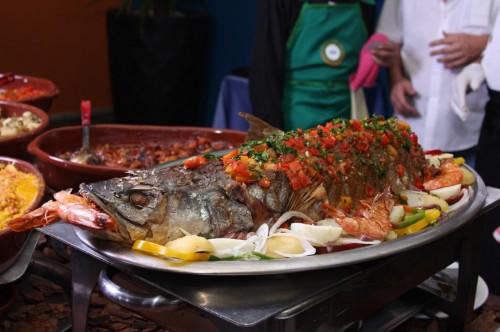 O Festival do pescado e frutos do mar segue até o próximo dia 7 de dezembro no Ceagesp