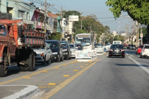 AV. CONSELHEIRO CARRÃO – Plano de modernização completa seis anos e não se torna real