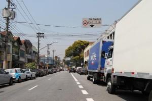 ÔNIBUS – Rua Tuiuti ganha faixa exclusiva