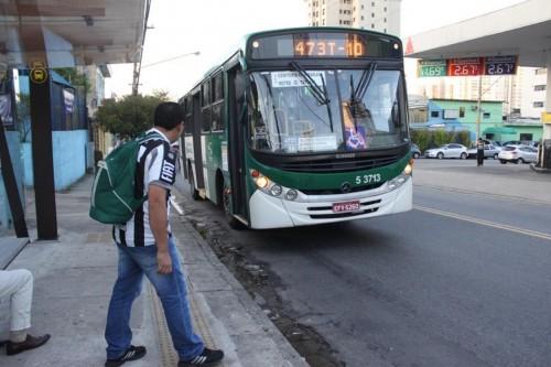 TATUAPÉ: Cadê a linha de ônibus?