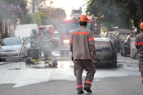 Após acidente na Rua Vilela, há quatro meses, oscilações passaram a ser constantes