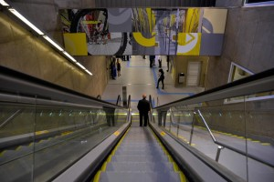 Linha 4-Amarela tem mais  uma estação inaugurada