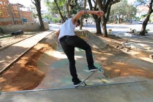 PRAÇA BRAÚNA – Skate: frequentadores pedem melhorias