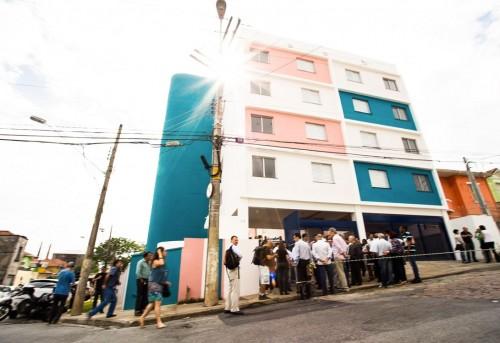 Conjunto residencial é entregue no Belém