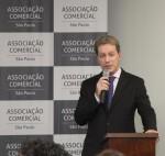 HOSPITAL SÃO CRISTÓVÃO – Ceo Valdir Ventura discursa em palestra