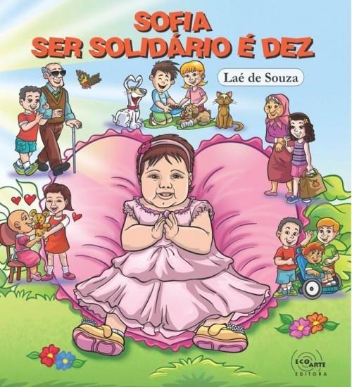 Sofia: ser solidário é dez