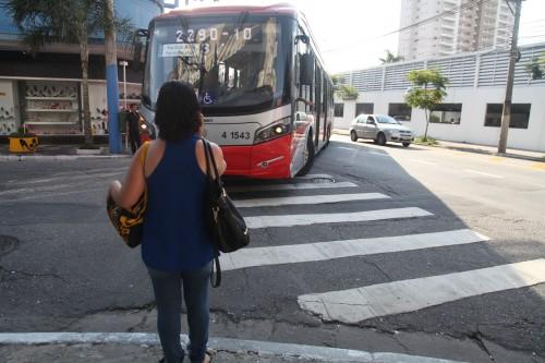 TATUAPÉ – Pedestre corre risco de morte