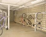Bicicletários na Zona Leste estão entre os mais usados