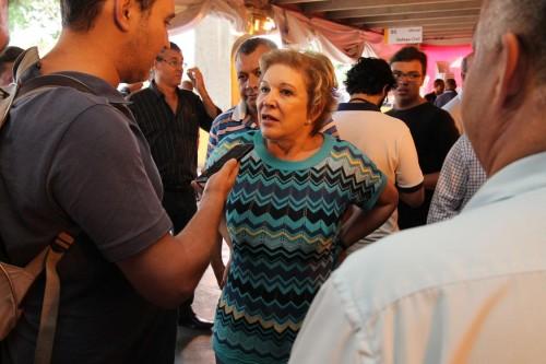 A senadora Marta Suplicy disse que irá acompanhar o projeto e ressaltou que estará em todas as reuniões [do Câmara no Seu Bairro] em que puder estar