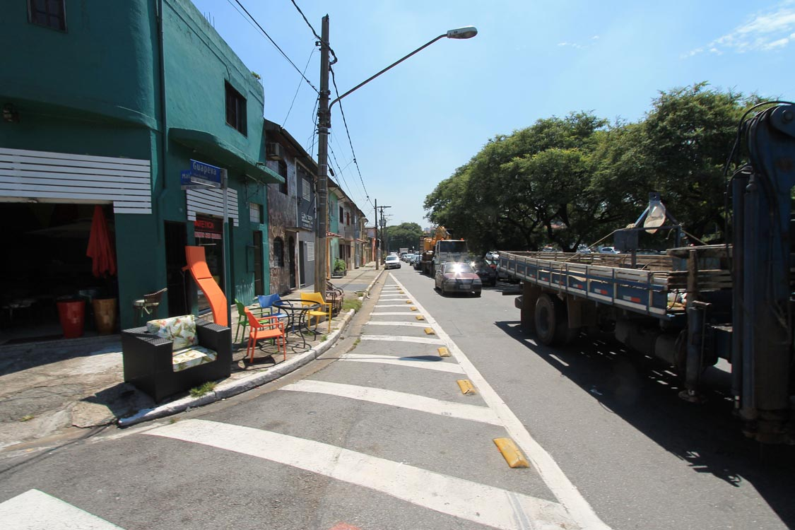 TATUAPÉ – Rua Guapeva tem problemas