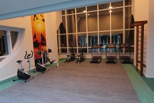 sala ginastica Ooda_Rodrigo de Paula
