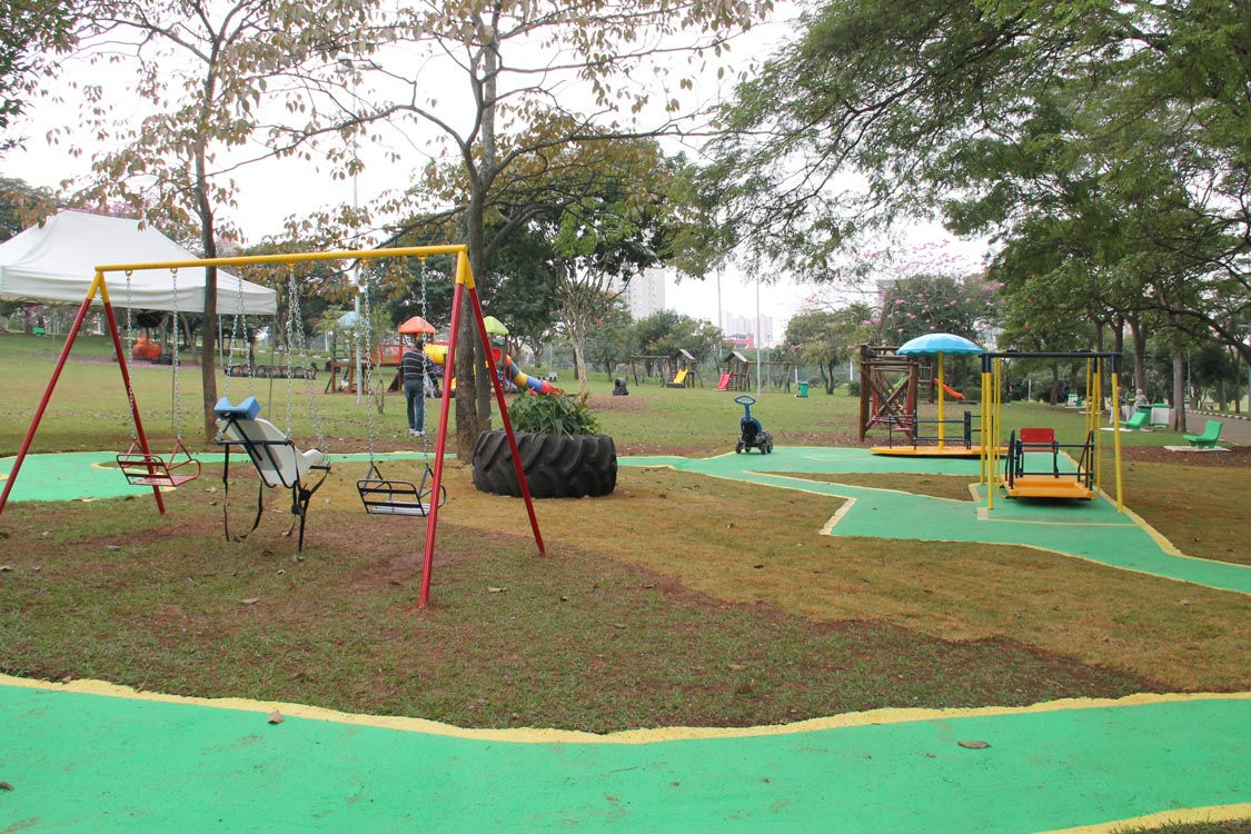 Ceret tem primeiro playground inclusivo
