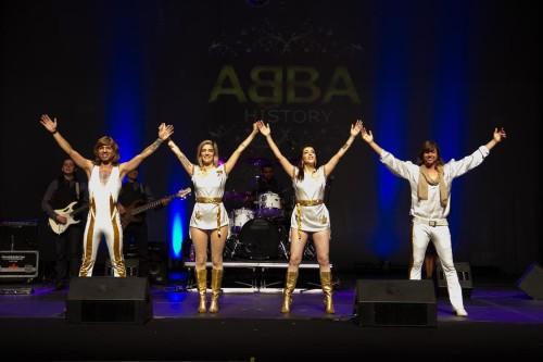 The History – A Tribute Show to ABBA