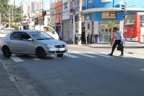 Farol para pedestres