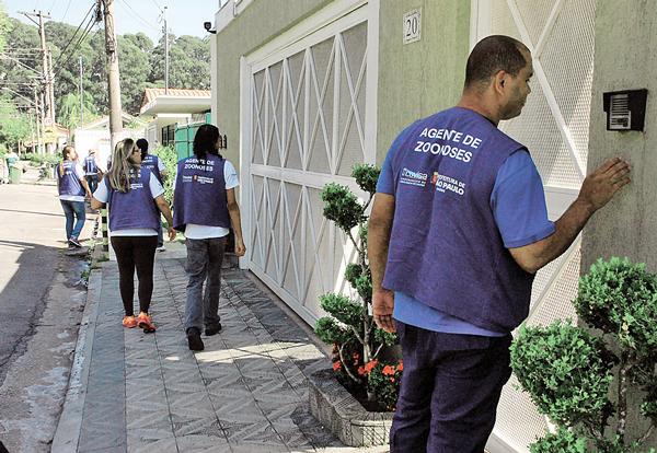 Dengue: Secretaria confirma queda de casos