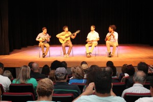 Artur Azevedo – Teatro é inaugurado com  muito 'Choro' na Mooca