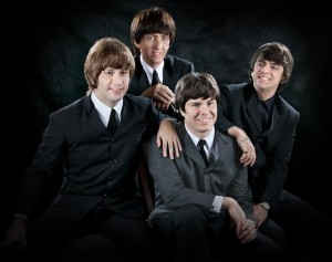 'Não é cover, é Beatles'