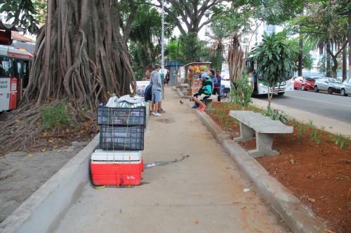 TATUAPÉ – Praça terá força-tarefa