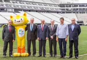 Arena Corinthians – Participação agora é oficial nos Jogos Olímpicos
