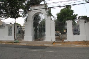 Portões do Quarta Parada