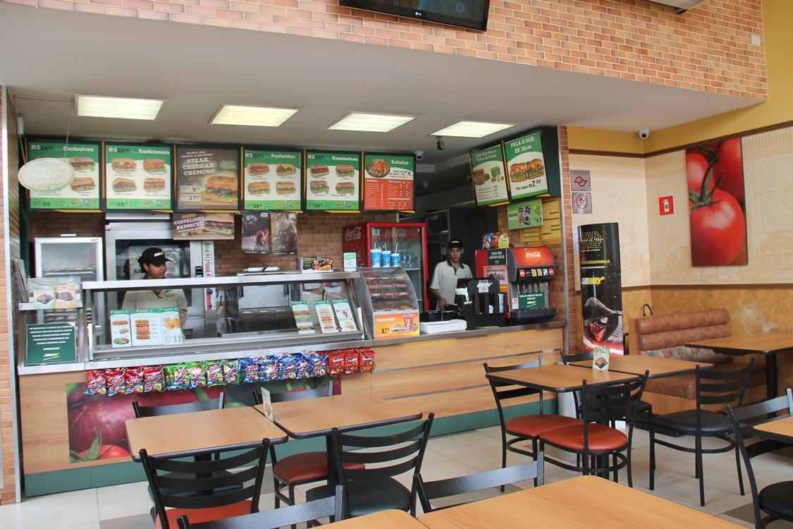Subway da Radial – Muitas novidades neste fim de ano