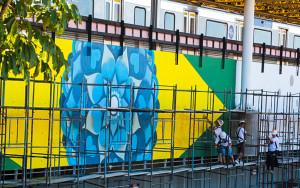MUROS DO METRÔ – Por que grafites pararam?