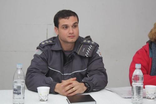 Capitão Lima afirma que policiamento tem conseguido manter em queda roubos e furtos