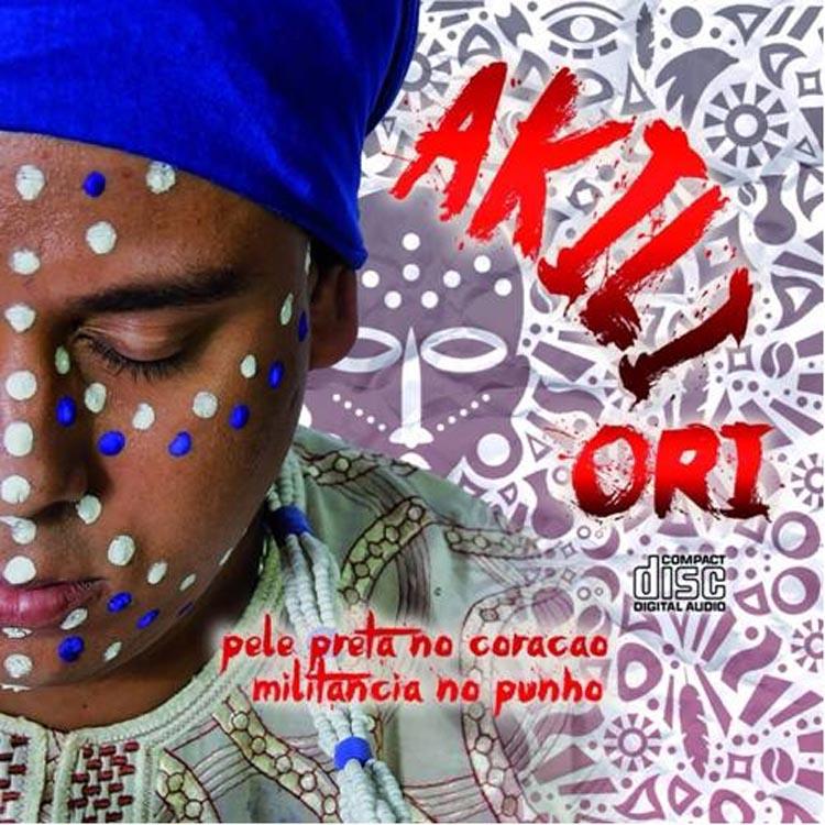 Akili lança CD