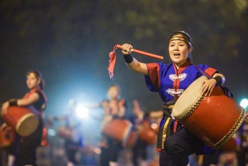 Cultura oriental na Vila Carrão é destaque do Okinawa Festival