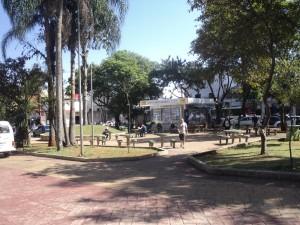 SILVIO ROMERO – Praça precisa resgatar fama