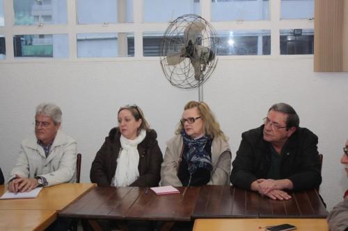 Moradores foram ao 30º DP para buscar a conciliação com a Prefeitura e os comerciantes