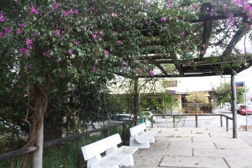 Praça Ituzaingó: ar bucólico no Tatuapé