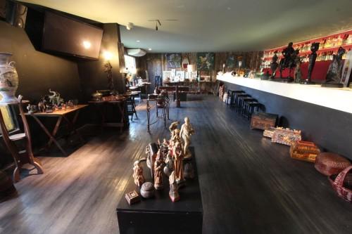 A Exposição conta com centenas de objetos e obras de arte. Vale a pena conferir
