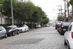 Paralelepípedos predominam em algumas ruas do Tatuapé